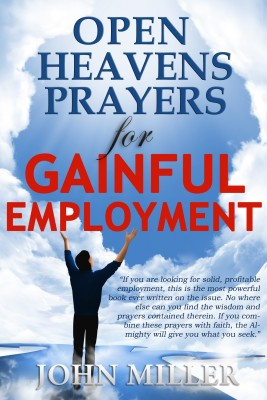 Open Heavens Prayers for Gainful Employment