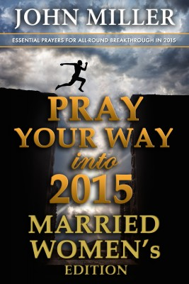 Pray Your Way Into 2015: Married Women's Edition